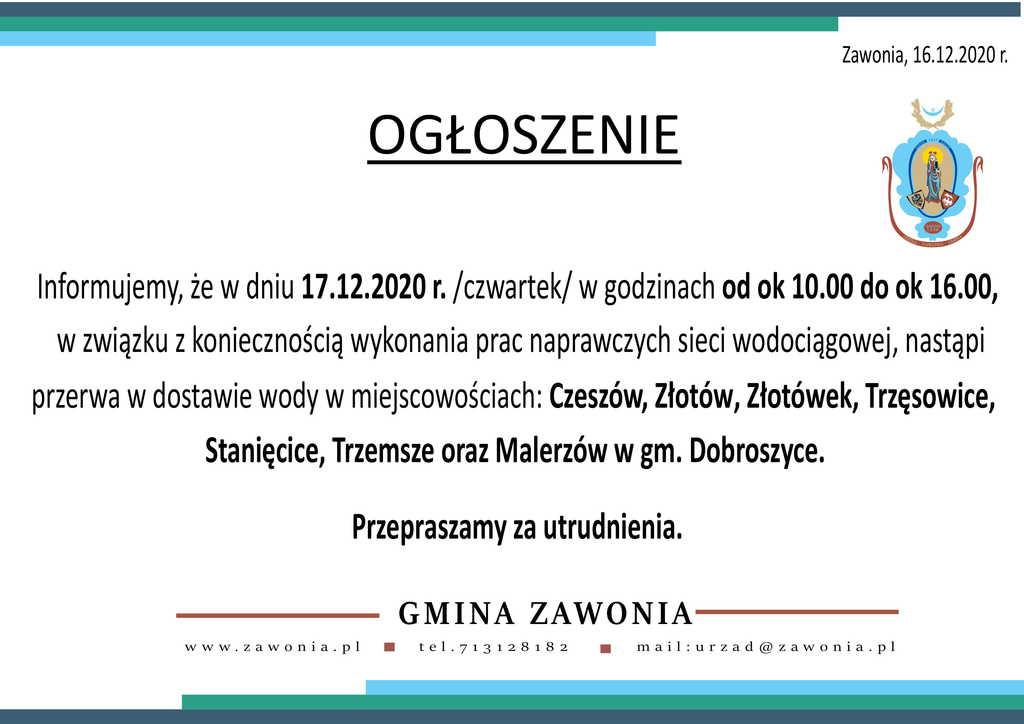 Przerwa w dostawie 17.12.2020 r. -1.jpeg
