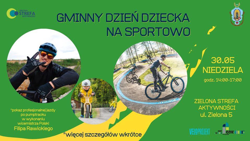 Gminny Dzień Dziecka na sportowo - 30 maja