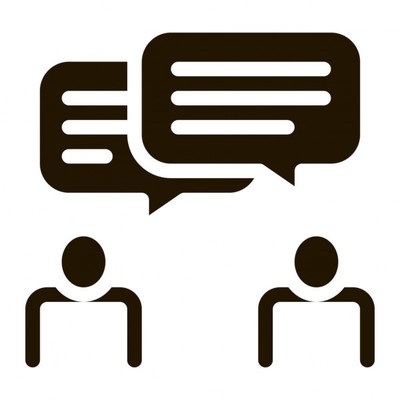 Symbol - oznacza rozmowe