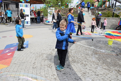 Galeria Gminny Dzień Dziecka na sportowo
