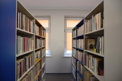 Galeria Biblioteka w Zawoni