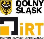 Logo Instytutu Rozwoju Terytorialnego