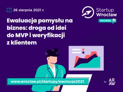 Galeria Startup Wrocław: Ewolucje Warsztaty