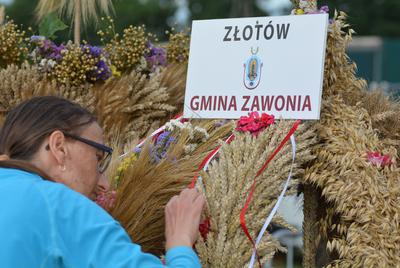 Galeria Dożynki Gminne w Czeszowie 2021 rok