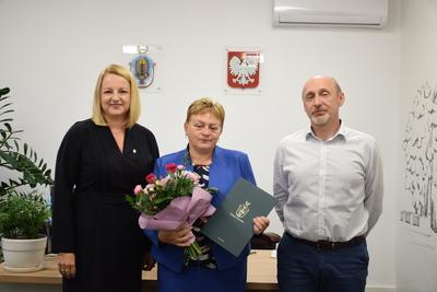 Galeria Powierzenie stanowiska Dyrektora Szkoły Podstawowej w Czeszowie