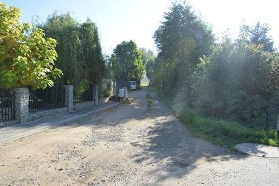 Droga do remontu Zawonia ul. Wrzosowa